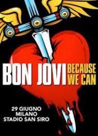 Bon Jovi - Because we can live